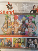 SNAPD Queen - March 2017 edition