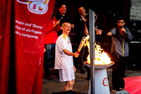 Pan-AM Torch Relay