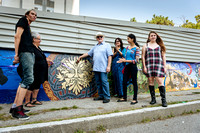 2015-09-06 Neighbourhood of Nations mural unveiling