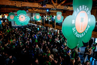 Amsterdam BrewHouse on St. Paddy's Day
