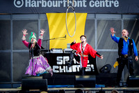 HarbourKIDS: The Space Chums and Cirque-ability