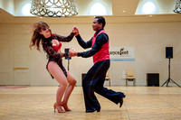 2014 CSBC - Thurs - Amateur Bachata Dance Competition - Jacques