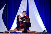 Byran & Melanie Pro-Am Salsa Showcase Semi-Finals.