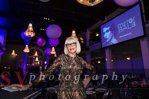 Beauty Gives Back hosts the Mirror Ball 2015