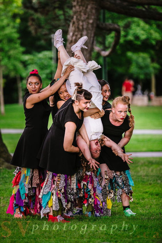 SVPhotography.ca: Canadian Contemporary Dance Theatre &emdash; Dusk Dance