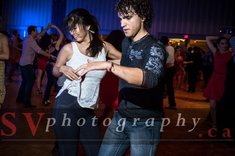 SVPhotography.ca: 2013 Canada Salsa Congress - Social Dancing &emdash; Salsa Dancing