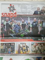 SNAPD Queen April 2017 edition