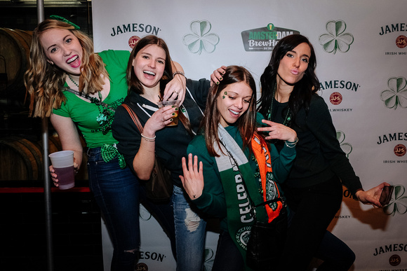 SVPhotography.ca: 2016-03-19 St Paddy's Day &emdash; Amsterdam BrewHouse on St. Paddy's Day