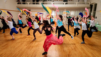 Stepping Up For Syrians: a fusion dance class to support a refug