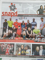 SNAPD College April 2017 edition