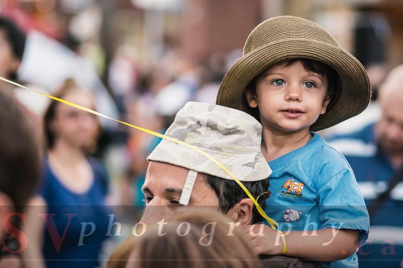 SVPhotography.ca: Friday Evening Streetfest &emdash; Beaches International Jazz Festival
